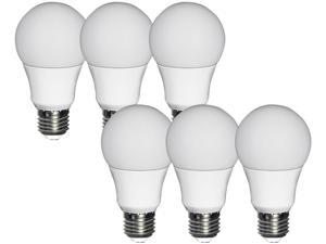 Thinklux 6-PK-TKUA19S02-8.2W-830 60 Watts Equivalent LED Light Bulb
