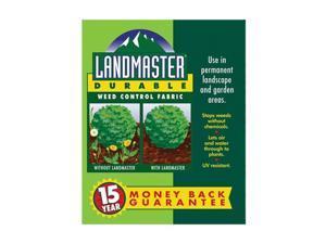 Easy Gardener 3' X 100' Landmaster 15 yr Durable Weed Control Fabric
