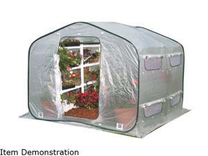 Flowerhouse 6.5ft. X 8ft. X 8ft. Portable Dreamhouse Greenhouse  FHDH500