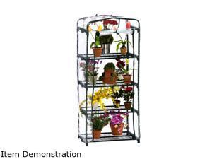 Flowerhouse FHPT400CL 5' x 2' x 1.5' Plant Tower 4