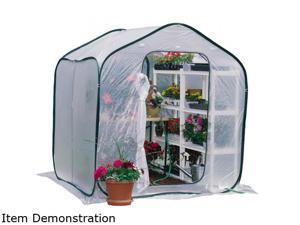 Flowerhouse FHSP300 6' x 6' x 6.5' SpringHouse