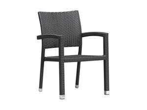 Zuo Modern Boracay Chair Espresso
