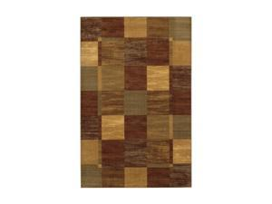 "Mohawk Home New Wave Walker Urban 60"" x 96"" Rug Brown 5' x 8' 10551 444 060096"