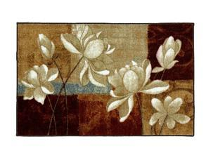 "Mohawk Home New Wave Fiori Copper 30"" x 46"" Rug Multi 2' x 3' and smaller 10925 497 030046"