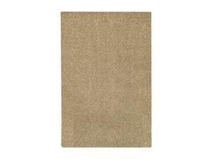 "Mohawk Home Super Texture Shag Meadowland Glimmer 40"" x 60"" Rug 3' x 5' 6464 13491 040060"