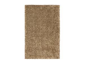 "Mohawk Home Metal Flake Metal Flake Fox Fire Shimmer Shag Spring Gold 96"" x 120"" Rug Spring Gold 8' x 10' 6543 14646 096120"