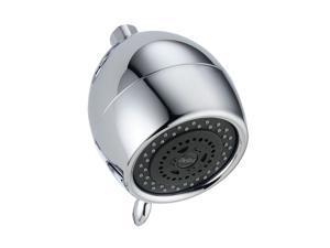 DELTA RP40594 Touch-Clean 3-Setting Showerhead - Chrome