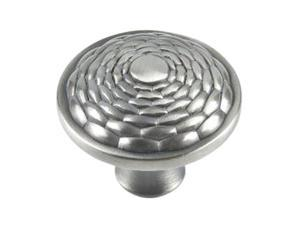 "Atlas  236-BRN  1.3"" Mandalay Round Knob - Brushed Nickel"
