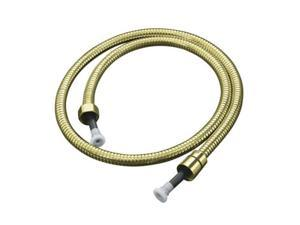 "KOHLER  K-9514-AF  MasterShower 60"" Metal Shower Hose - French Gold"