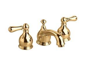 American Standard 7871.732.099 Hampton Widespread Bath Faucet - Traditional Spout