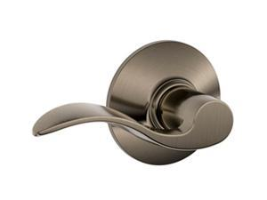 Schlage F10 ACC 620 Accent Hall/Closet Lever Door Lever - Antique Pewter