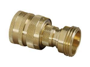 Nelson 50336 Brass Quick Connectors Set