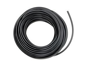 Raindrip 052005P 1/2-Inch by 50-Feet Black Poly Drip Watering Hose