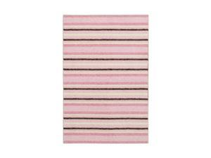 "Mohawk Home Woodgrain Cuddle Blush 60""X84"" Rug Pinks 5' x 8' 11202 507 060084"