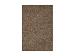 "Mohawk Home Urban Retreat Shag Constellation New Buck 30""X50"" Rug Light Brown 2' x 3' and smaller 6362 13941 030050"