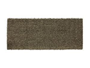 "Mohawk Home Urban Retreat Shag Northern Lights Quarry 24""X60"" Rug Dark Gray 3' x 5' 6390 13445 024060"
