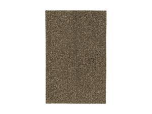 "Mohawk Home Urban Retreat Shag Northern Lights Quarry 30""X50"" Rug Dark Gray 2' x 3' and smaller 6390 13445 030050"