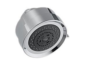 DELTA RP48590 Touch-Clean 3-Setting Showerhead, Chrome