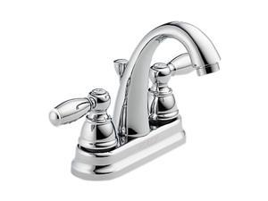 "Peerless P299696LF 4"" Centerset Two Handle Lavatory Faucet Chrome"