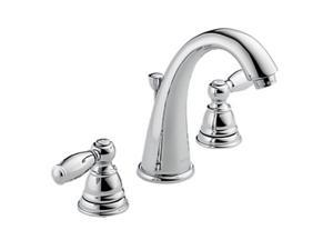"Peerless P299196LF 6-16"" widespread Two Handle Lavatory Faucet Chrome"