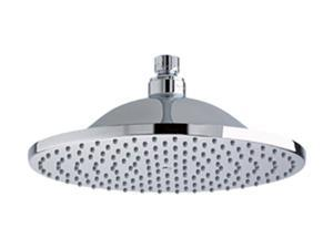 "American Standard 1660.610.002 10"" Traditional Rain Easy Clean Showerhead, Polished Chrome"