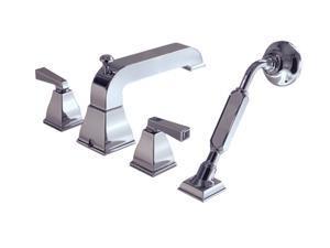 American Standard 2555.901.002 Town Square DM Tub Filler & Hand Shower (Chrome)