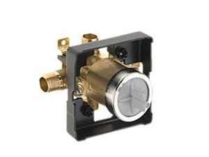 Monitor Tub and Shower Valve With Stops DELTA FAUCET CO R10000-UNWS 034449518031