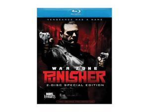 Punisher: War Zone (2-Disc Special Edition) (Blu-ray / 2008)