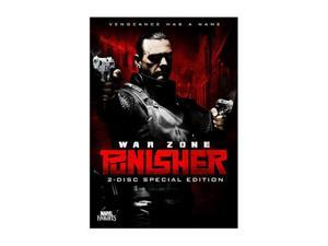 Punisher: War Zone (Two-Disc Special Edition) (2008 / DVD) Ray Stevenson, Dominic West, Wayne Knight, Colin Salmon, Julie ...