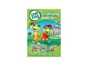 Leapfrog Learning DVD Set