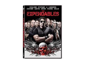 The Expendables (DVD/WS/NTSC) Sylvester Stallone, Jason Statham, Jet Li, Giselle Itie, Mickey Rourke