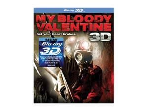 My Bloody Valentine 3D (3-D Blu-ray) Jaime King, Jensen Ackles, Kerr Smith, Megan Boone, Kevin Tighe