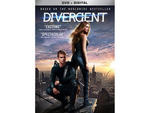 Divergent (DVD) Shailene Woodley, Theo James, Jai Courtney, Ray Stevenson, Zoe Kravitz