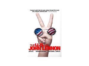 The U.S. vs. John Lennon Carl Bernstein, Noam Chomsky, Walter Cronkite, Mario Cuomo, Angela Davis, John Dean, Ron Kovic, G. Gordon Liddy, George McGovern, Bobby Seale