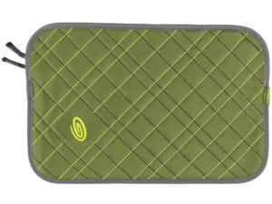 "Timbuk2 Algae Green/Gunmetal Plush Layer 11"" Laptop Sleeve Model 304-11N-7141"