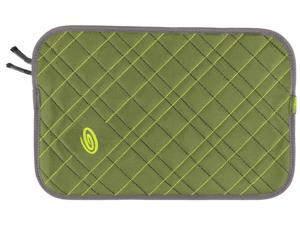 "Timbuk2 Algae Green/Gunmetal Plush Layer 13"" Laptop Sleeve Model 304-13P-7141"