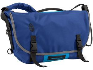 Timbuk2 D-Lux Laptop Racing Stripe Messenger Bag Night Blue/Pacific - S