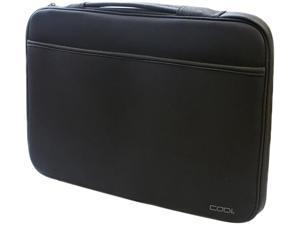"Codi 15.6"" Neoprene Laptop Sleeve - Bump Resistant Interior, Scratch Resistant Interior - Ballistic Nylon, Neoprene - Handle"