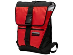 Ranipak Luggage Durable Utility Computer Red Backpack B0158-RD up to 15.6 Inches