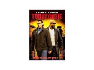 Today You Die Steven Seagal, Treach, Jerry Trimble, Kevin Tighe