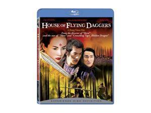 House of Flying Daggers (BR / WS 2.35 A / PCM 5.1 / ENG-FR-SP-Both) Takeshi Kaneshiro, Andy Lau, Ziyi Zhang, Dandan Song, Anita Mui