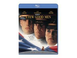 A Few Good Men(BR / WS 2.35 A/DD 5.1 / PCM 5.1 / FR-HU-GE-Both) Tom Cruise&#59; Jack Nicholson&#59; Demi Moore&#59; Kevin Bacon&#59; Kiefer Sutherland&#59; Kevin Pollak&#59; James Marshall&#59; J.T. Walsh&#59; Christopher Guest&#59; Noa