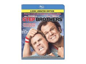 Step Brothers (BR / Rated / Unrated / 2 DISC / WS 2.40 A / DD 5.1) Will Ferrell&#59; John C. Reilly&#59; Adam Scott&#59; Mary Steenburgen&#59; Richard Jenkins&#59; Kathryn Hahn&#59; Andrea Savage&#59; Elizabeth Yozamp&#59; Lurie Pos