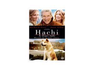 Hachi: A Dog's Tale  (DVD / WS 1.85 A / DD 5.1 / ENG-SUB) Richard Gere, Sarah Roemer, Joan Allen, Jason Alexander, Robert Capron