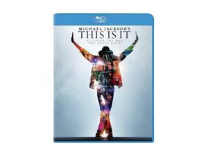 Michael Jackson: This Is It  (BR / WS 1.78 / 5.1 / ENG-FR-SUB)