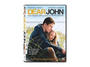 Dear John (DVD / WS / Dolby) Channing Tatum, Amanda Seyfried, Richard Jenkins, Henry Thomas, D.J. Cotrona, Cullen Moss, Gavin ...
