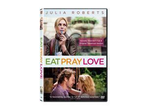 Eat Pray Love (DVD/WS/NTSC) Julia Roberts, Javier Bardem, James Franco, Richard Jenkins, Viola Davis