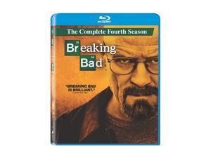 Breaking Bad: The Complete Fourth Season (3 Discs) - BD Bryan Cranston, Anna Gunn, Aaron Paul, Giancarlo Esposito, Dean Norris