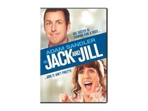Jack and Jill (DVD) Adam Sandler, Katie Holmes, Al Pacino, Natalie Gal, Allen Covert