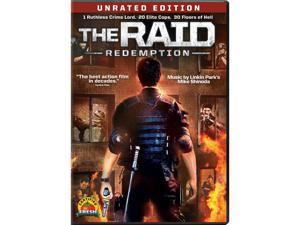 The Raid: Redemption (DVD) Iko Uwais, Doni Alamsyah, Ananda George, Pierre Gruno, Yayan Ruhian
